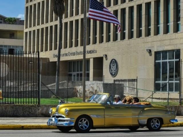 """Cuba: Washington se penche sur la réaction de sa diplomatie face aux """"attaques"""""""