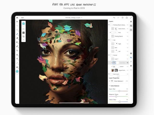 Après Photoshop sur iPad, ça serait le tour d'Illustrator