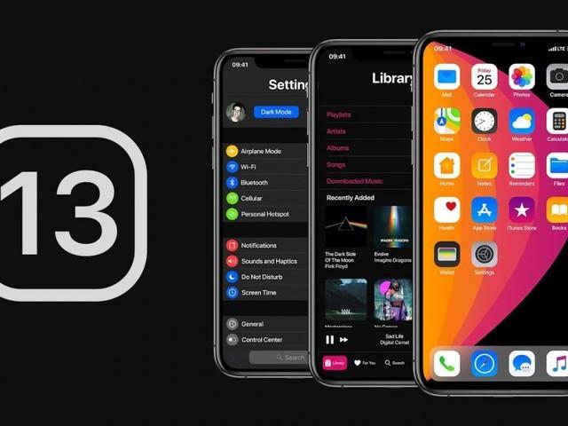 Après 3 semaines, iOS 13 est déjà installé sur 50% des iPhone