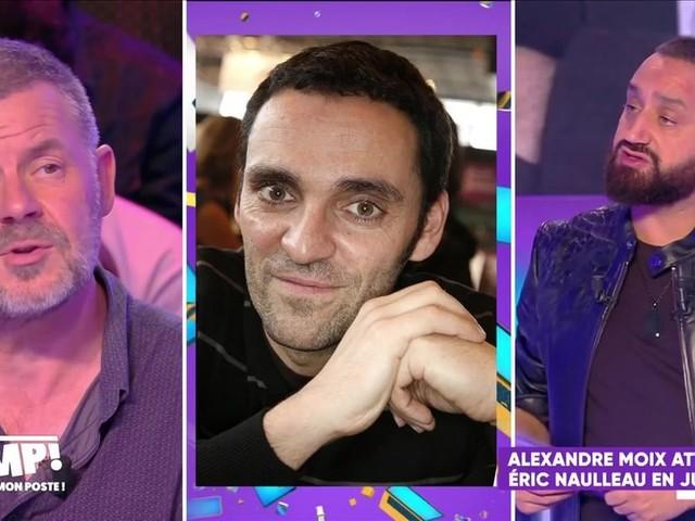 """VIDEO. Eric Naulleau attaqué en justice par Alexandre Moix : """"Il pourrait s'en mordre les doigts"""""""