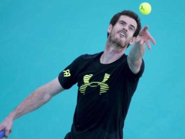 Tennis: Murray et Nishikori renoncent à Open d'Australie, la liste des blessés s'allonge