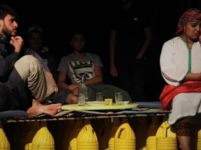 """8 mars: La pièce """"Copier-coller"""" aborde la violence psychologique à l'égard des Marocaines"""