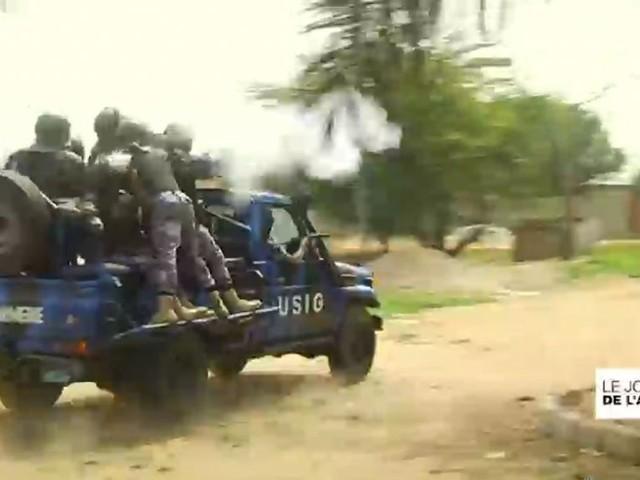 Répression meurtrière au Togo à la suite de manifestations de l'opposition