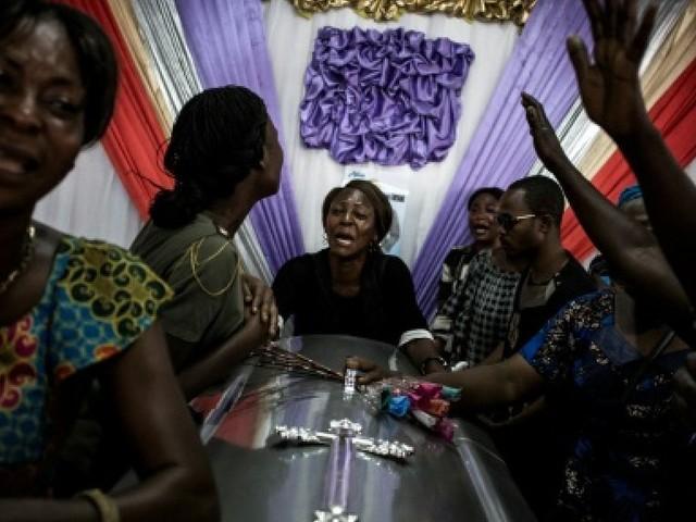 RDC: mourir à Kinshasa, ça revient très cher