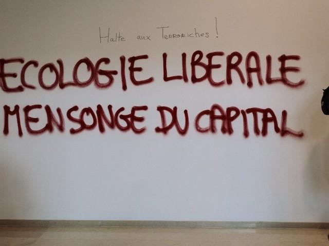 Anti-capitalistes, anti-racistes, anti-sexistes : portrait des activistes de Youth for Climate, qui ont dégradé les locaux de BlackRock