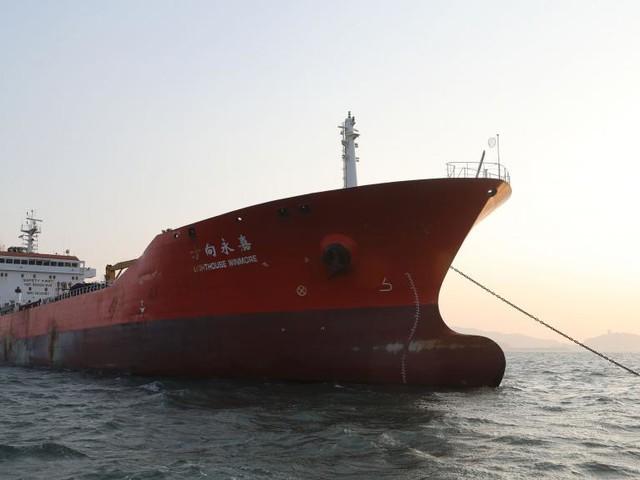 Embargo sur la Corée du Nord: Séoul saisit un navire chinois