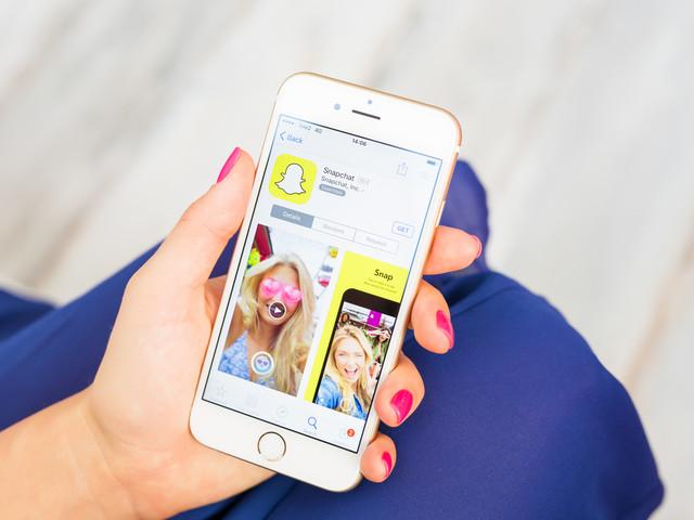 Snapchat : comment écrire gros ?
