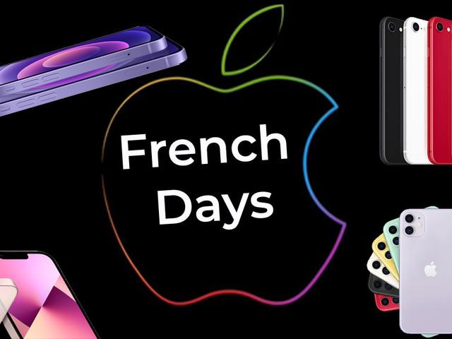 French Days : les bons plans iPhone à saisir !