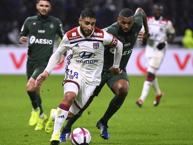 EN DIRECT - Suivez Saint-Étienne - Lyon en live commenté