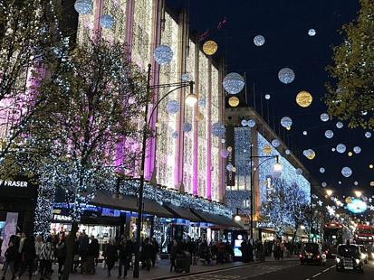 Eurostar : début des réservations pour voyager à Noël et au Nouvel An