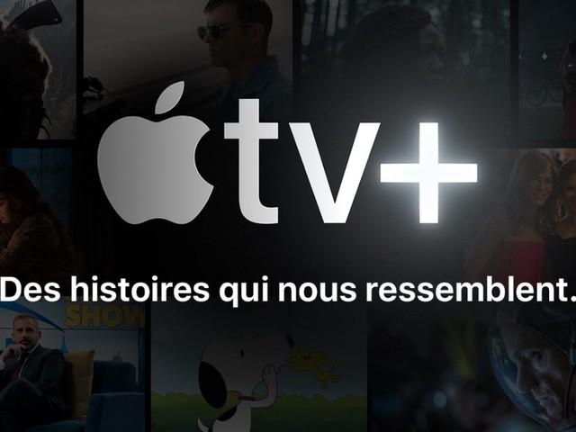 Apple TV+ : 9 milliards de dollars de revenus d'ici 2025, aidé par les ventes d'iPhone