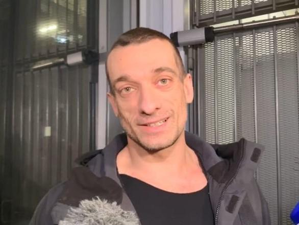 Pavlenski affirme avoir «volé» les vidéos X de Benjamin Griveaux