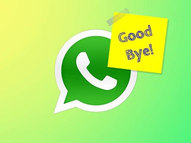 WhatsApp : comment supprimer définitivement son compte