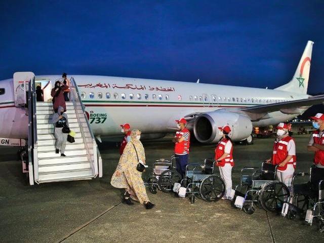 Retour au pays de 304 Marocains en provenance de la Turquie