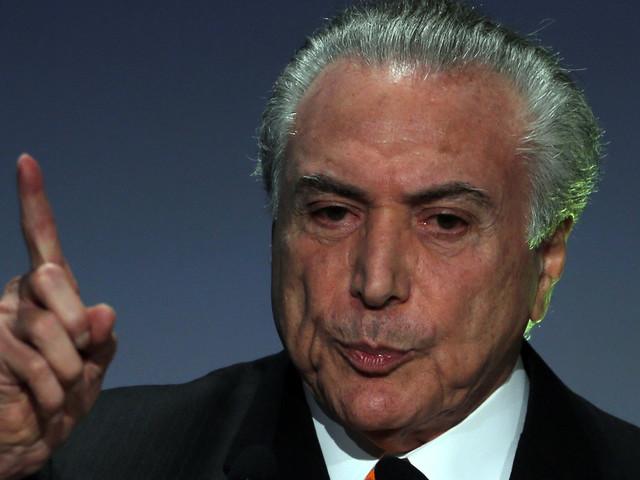 Brésil : Temer sauve son mandat devant la justice électorale