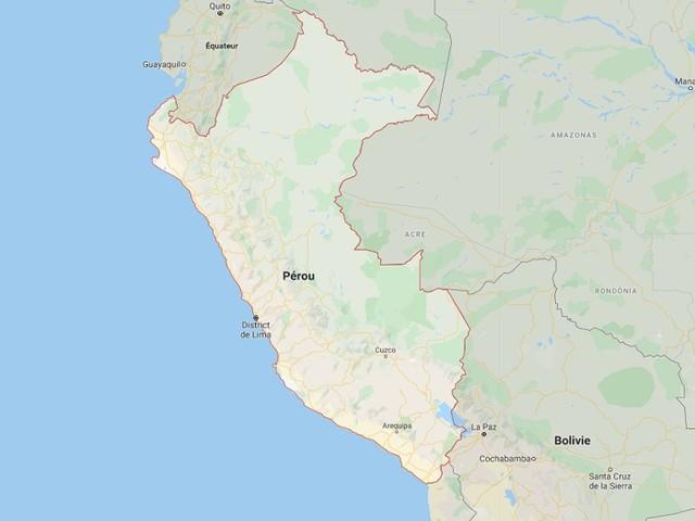 Pérou : manifestations dans la région d'Arequipa