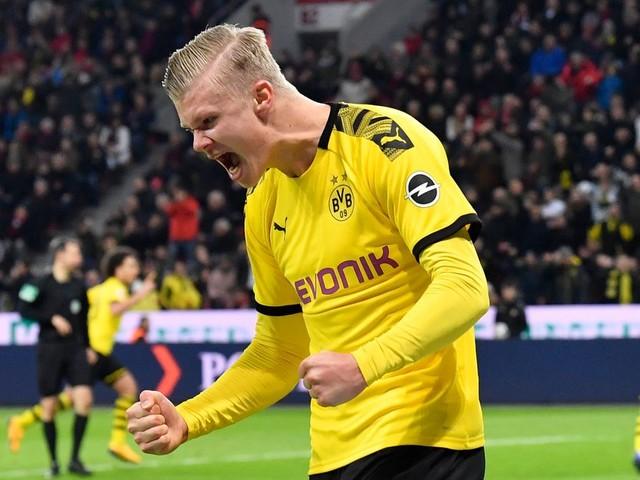 Dortmund-PSG: Erling Haaland, l'attaquant précoce qui marche dans les pas de Mbappé