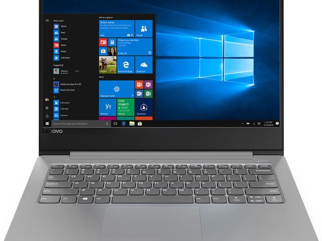 Le PC portable Lenovo Ideapad 330S-14IKB (14 pouces HD, Core i3, SSD 512 Go) à 350 €