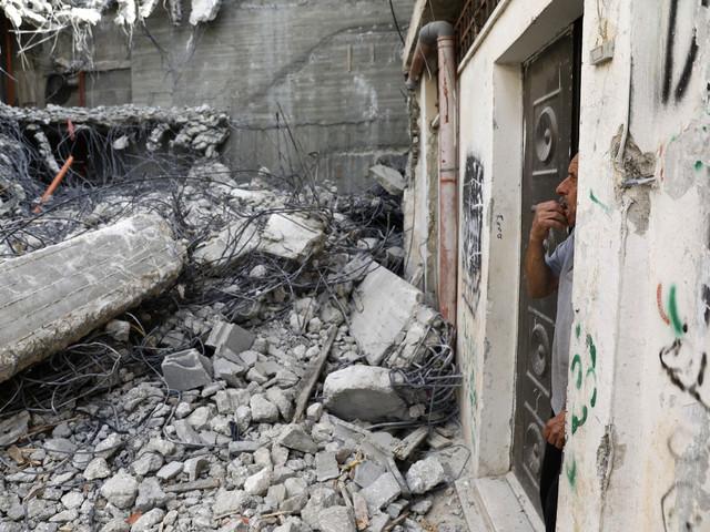 Démolie, rebâtie, redémolie: une maison palestinienne, nouveau symbole du conflit