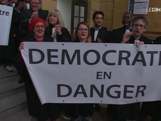 Les avocats de Moselle poursuivent leur mouvement contre la réforme des retraites