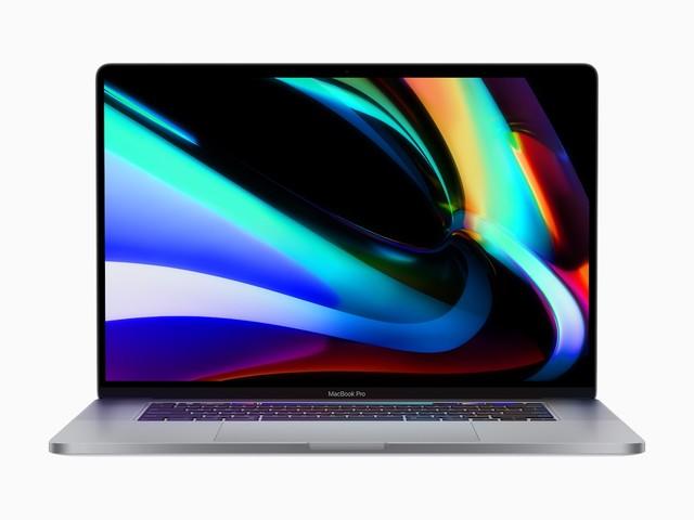 Apple dévoile un MacBook Pro de 16 pouces avec une puce à 8 cœurs et jusqu'à 64 Go de RAM