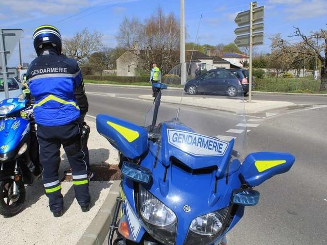 Gironde: contrôles renforcés sur la routes des vacances d'hiver