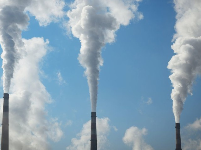 Record de concentrations de gaz à effet de serre en 2018