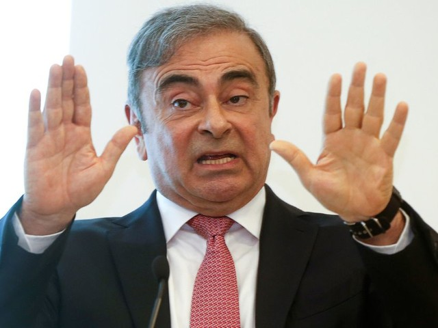 Carlos Ghosn accable Nissan et le Japon pendant sa conférence de presse