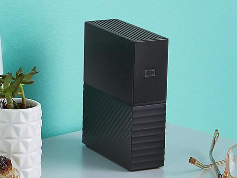 Bon Plan – Black Friday : 149€ le disque dur USB 3.0 WD MyBook de 8 To