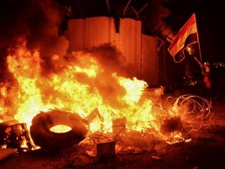 Irak: les manifestants enterrent leurs morts après une des pires journées de contestation