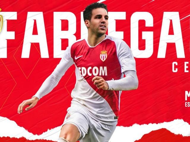 Mercato Monaco: Fabregas pour 3 saisons et demi (officiel)