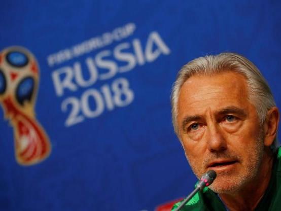 CM 2018 - AUS - Bert Van Marwijk :« Le Danemark, plus une équipe que la France »