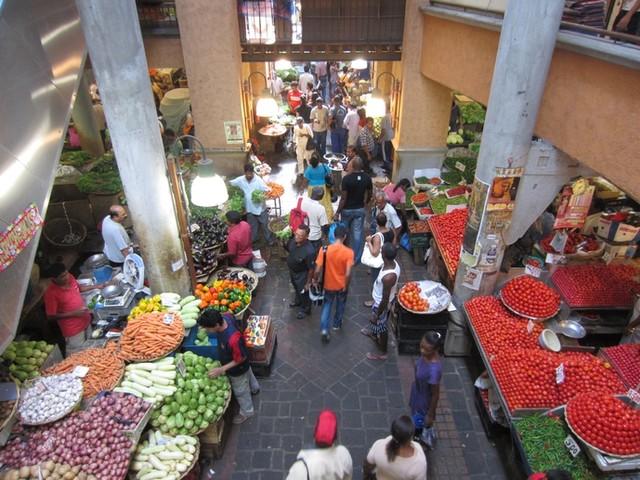 Top 3 des plus beaux marchés de l'île Maurice