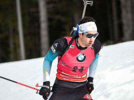 Biathlon: Martin Fourcade dans le flou
