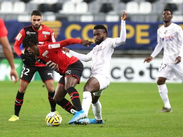 EN DIRECT - Suivez le 32e de finale de Coupe de France entre Rennes et Amiens sur France Bleu Armorique !
