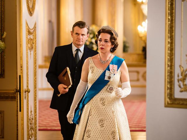 La saison 4 de «The Crown» se révèle dans une bande-annonce sous haute-tension