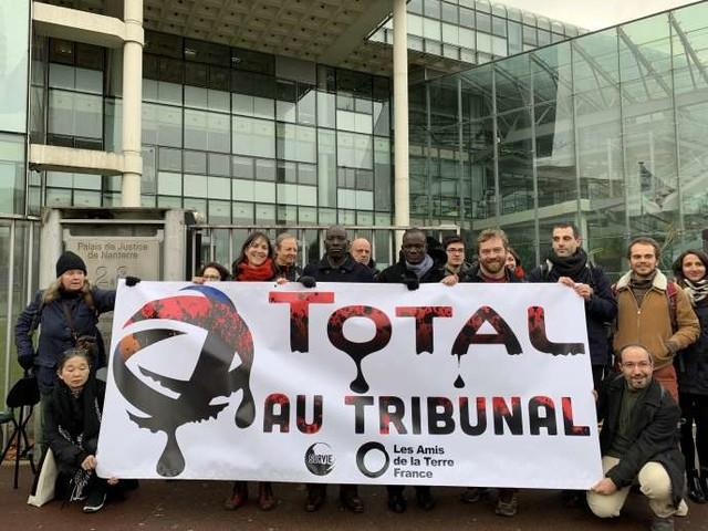 Total affirme remplir son «devoir de vigilance» à l'égard de sa filiale ougandaise