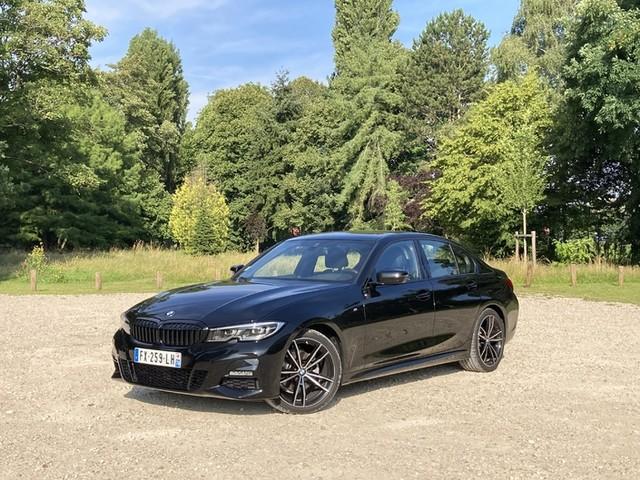 Essai - BMW 320d 48v (2021) : le charme du diesel électrifié