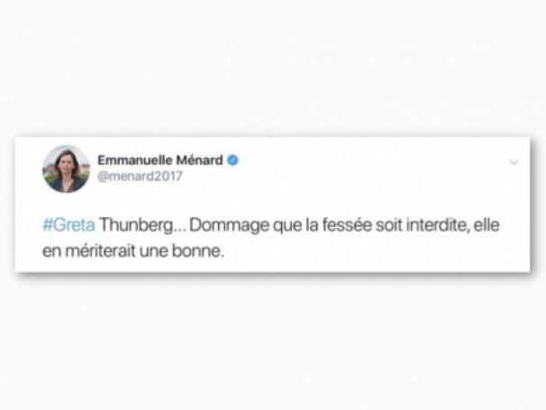 """Emmanuelle Ménard censurée : """"Twitter a succombé au politiquement correct le plus 'ras des pâquerettes'"""""""