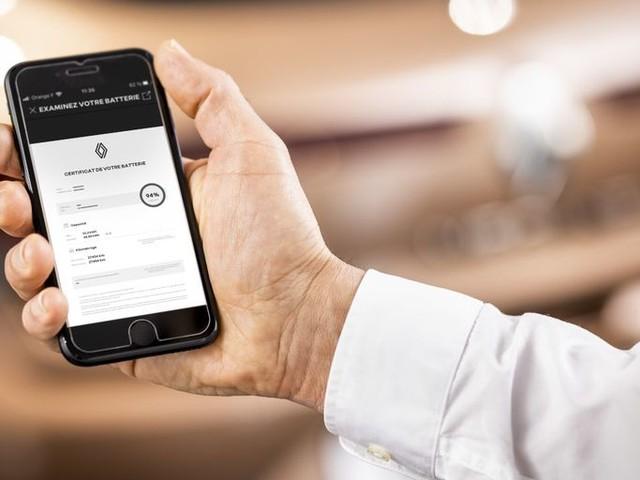 Actualité : Mobilize: une appli pour certifier l'état de la batterie de votre voiture électrique