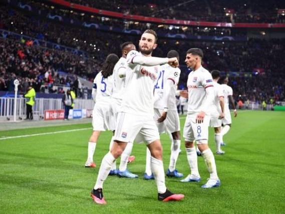 Foot - C1 - Lyon - Lyon-Juventus : Lucas Tousart, c'était l'homme à tout faire