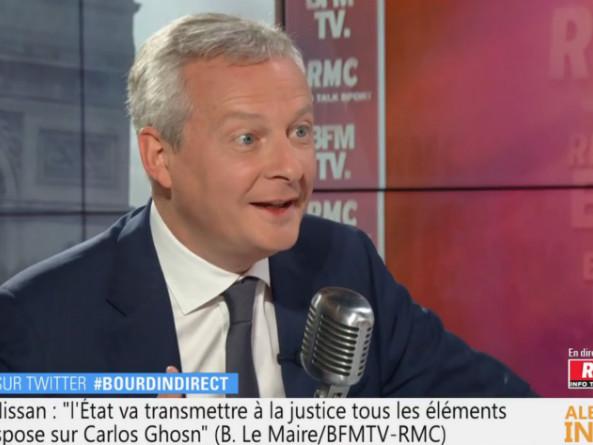 General Electric : Bruno Le Maire tapote du poing sur la table