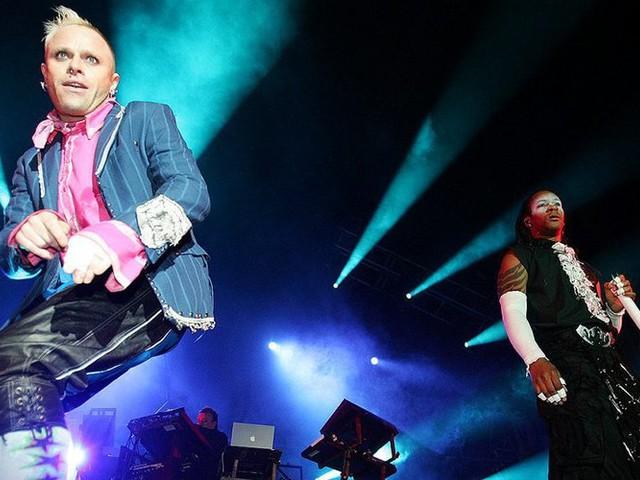 Keith Flint, chanteur emblématique du groupe The Prodigy, est mort