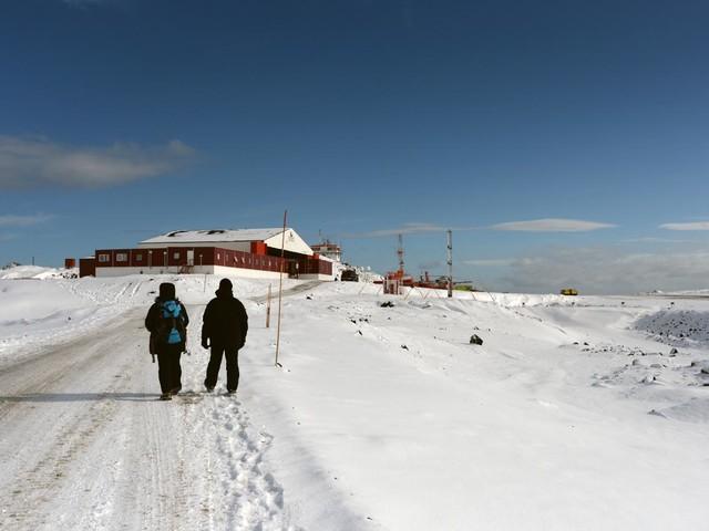En route pour l'Antarctique, un avion militaire chilien disparaît