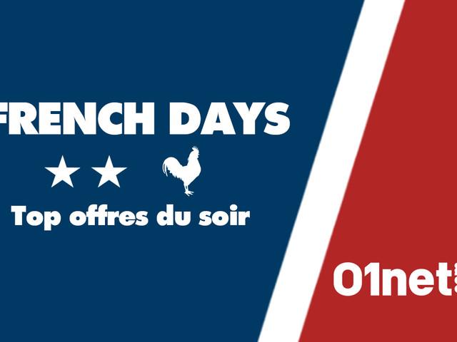 French Days : le top offres de la soirée