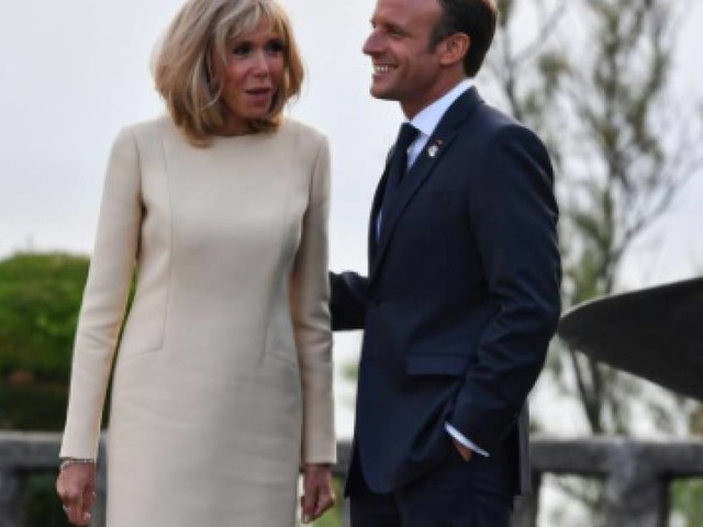 Feux en Amazonie: Macron riposte à Bolsonaro après ses insultes à Brigitte