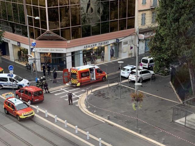 Nice. Deux morts et des blessés après une attaque à l'arme blanche dans une église