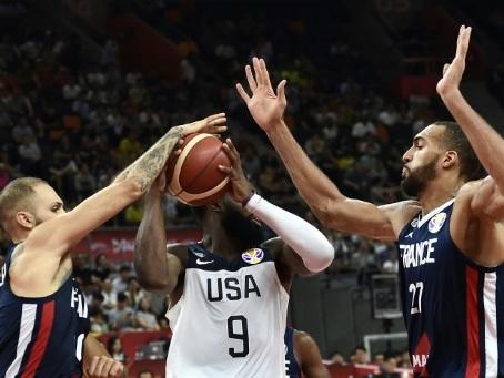 Mondial de basket: l'exploit historique des Bleus face aux Américains