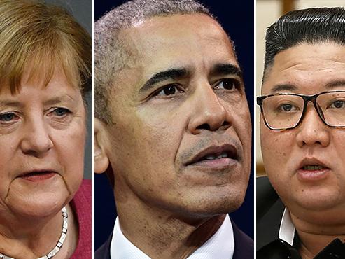 Trump atteint du coronavirus: des dirigeants du monde entier lui apportent leur soutien