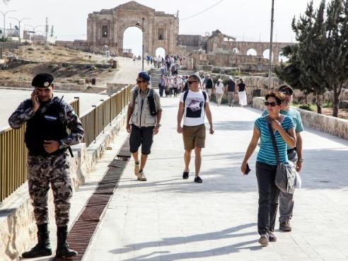 Jordanie: une attaque au couteau fait six blessés, dont quatre touristes